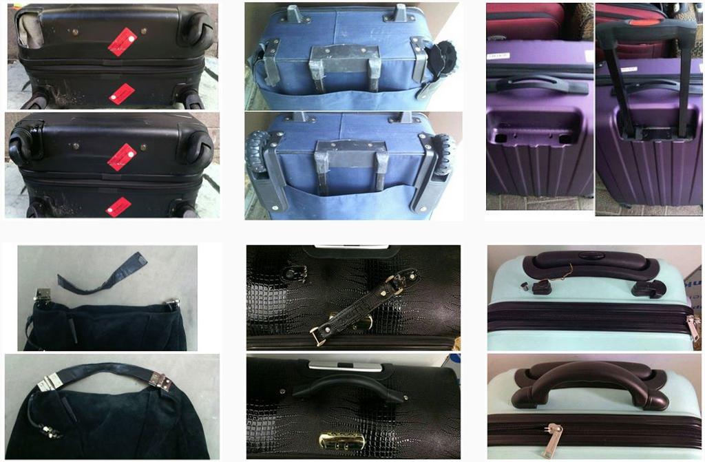 пукли для чемоданов