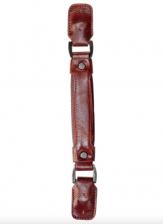 Арт.00050 Ручка Hossoni (коричневая)